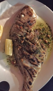 Whole Baby Snapper